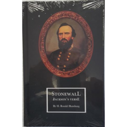"""Stonewall"" Jackson's Verse investigates the reason for General Jackson's greatness and military genius"