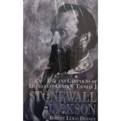 Life & Campaign of Gen. T.J. Jackson is considered one of the best books written about Stonewall Jackson