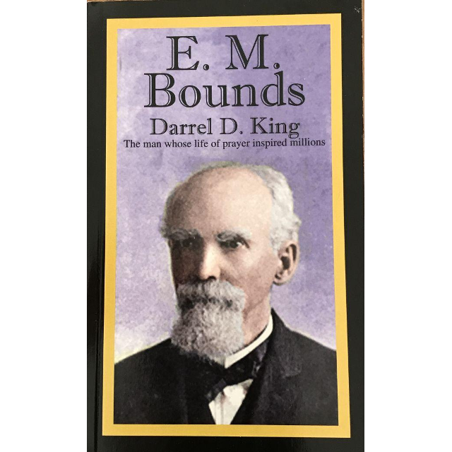 E. M. Bounds, Confederate chaplain