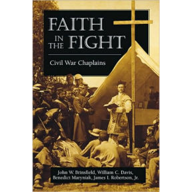 Faith in the Fight is a contemporary book, released in March of 2003. It is a very good reference book on the Union and Confederate chaplain